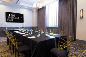 The St. Gregory Hotel