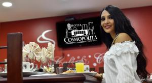 Hotel Cosmopolita Ambato, Szállodák  Ambato - big - 34
