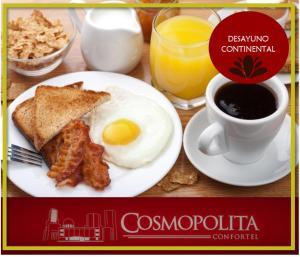 Hotel Cosmopolita Ambato, Szállodák  Ambato - big - 35