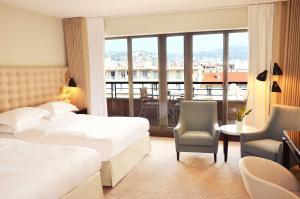 Hyatt Regency Nice Palais de la Méditerranée, Hotel  Nizza - big - 16