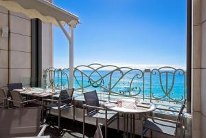 Hyatt Regency Nice Palais de la Méditerranée, Hotel  Nizza - big - 41