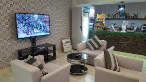 Four Roses Residents, Residence  Riyad - big - 28