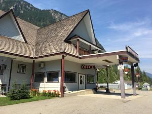 obrázek - Peaks Lodge Cabin