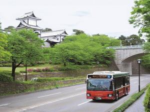 Hotel Wing International Premium Kanazawa Ekimae, Economy hotels  Kanazawa - big - 122