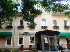 Hotel Starosadskiy, Hotely - Moskva