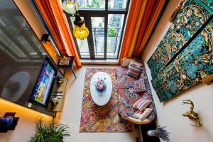 Designer's House with Bohemia Style, Apartmány  Kanton - big - 17