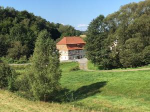 Die Richtermühle - Dolní Poustevna