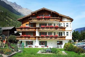Apartments Arcadia - Saas-Grund