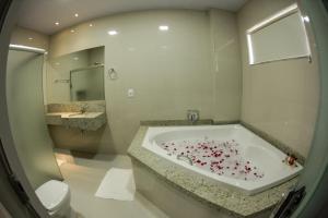 Litani Comfort Inn, Hotels  Santa Fé do Sul - big - 23