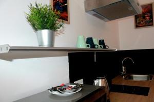 Top Spot Residence, Апартаменты  Краков - big - 175
