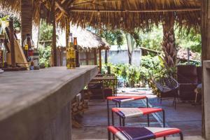 Puerto Dreams Surf House, Гостевые дома  Пуэрто-Эскондидо - big - 16