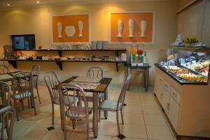 Litani Park Hotel, Szállodák  Santa Fé do Sul - big - 19