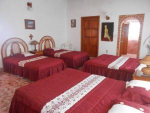 Casa Quinta Cobos, Priváty  Tequisquiapan - big - 15