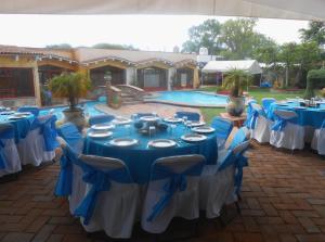 Casa Quinta Cobos, Priváty  Tequisquiapan - big - 26