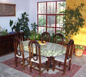 Casa Quinta Cobos, Priváty  Tequisquiapan - big - 30
