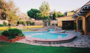 Casa Quinta Cobos, Priváty  Tequisquiapan - big - 18