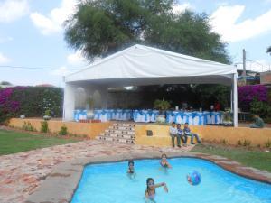 Casa Quinta Cobos, Priváty  Tequisquiapan - big - 25