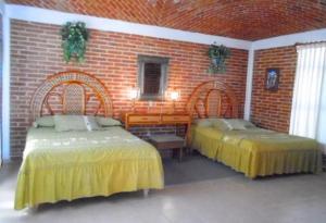 Casa Quinta Cobos, Priváty  Tequisquiapan - big - 16