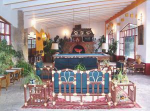 Casa Quinta Cobos, Priváty  Tequisquiapan - big - 31