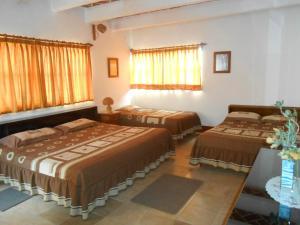 Casa Quinta Cobos, Priváty  Tequisquiapan - big - 4