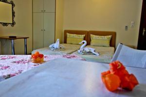 Roula Rooms, Апартаменты  Стратонион - big - 7