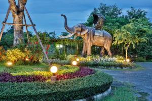 ChangKaew Resort ChiangMai, Üdülőtelepek  Szankampheng - big - 48