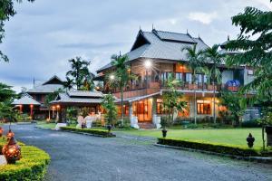 ChangKaew Resort ChiangMai, Üdülőtelepek  Szankampheng - big - 49