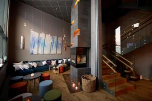 Svalbard Hotell & Lodge, Лонгйир