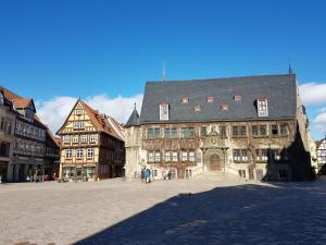 Quedlinburg 2, Ferienwohnungen  Quedlinburg - big - 26