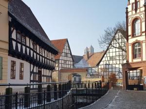 Quedlinburg 2, Ferienwohnungen  Quedlinburg - big - 27
