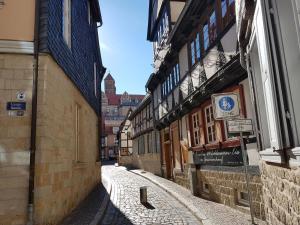 Quedlinburg 2, Ferienwohnungen  Quedlinburg - big - 28