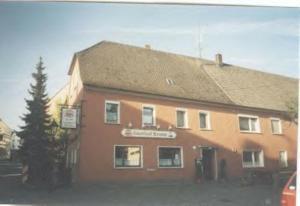 Gasthof zur Krone - Burghaslach
