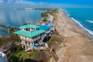 Ocean-to-River Beach-House, Motels  Stuart - big - 55