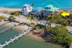 Ocean-to-River Beach-House, Motels  Stuart - big - 54
