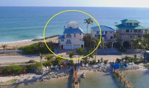 Ocean-to-River Beach-House, Motels  Stuart - big - 28