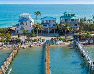 Ocean-to-River Beach-House, Motels  Stuart - big - 32