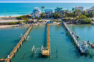 Ocean-to-River Beach-House, Motels  Stuart - big - 88