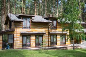 База отдыха Калацкое, Молочково