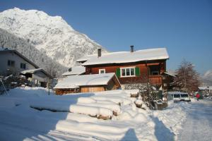 Accommodation in Vandans