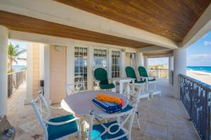 Ocean-to-River Beach-House, Motels  Stuart - big - 8