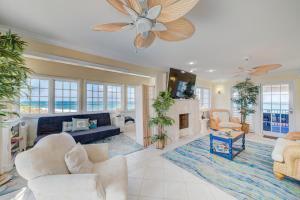 Ocean-to-River Beach-House, Motels  Stuart - big - 19