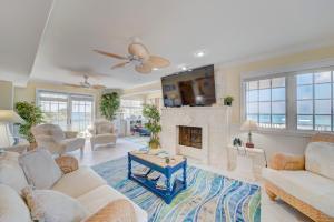 Ocean-to-River Beach-House, Motels  Stuart - big - 20