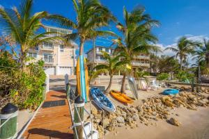 Ocean-to-River Beach-House, Motels  Stuart - big - 22