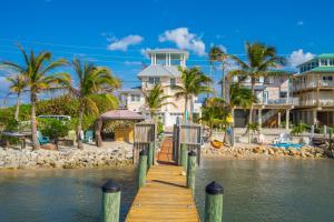 Ocean-to-River Beach-House, Motels  Stuart - big - 23