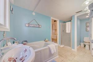 Ocean-to-River Beach-House, Motels  Stuart - big - 102