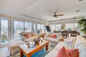 Ocean-to-River Beach-House, Motels  Stuart - big - 42