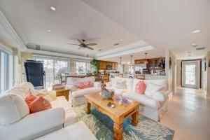Ocean-to-River Beach-House, Motels  Stuart - big - 44