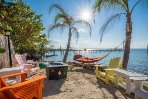 Ocean-to-River Beach-House, Motels  Stuart - big - 49