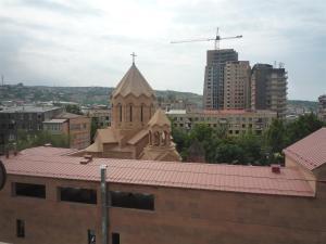 Yerevan, very centre, Ferienwohnungen  Jerewan - big - 20