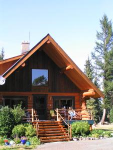 Seawood Bed&Breakfast&Cabins - Accommodation - Bridge Lake